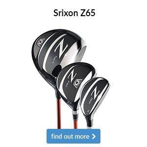 Srixon Z65 Woods