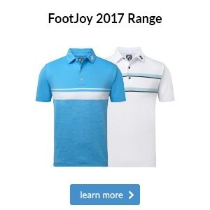 FootJoy Spring Summer Apparel 2017