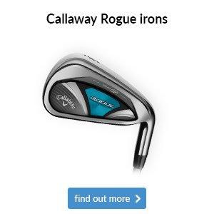 Callaway Rogue W Irons