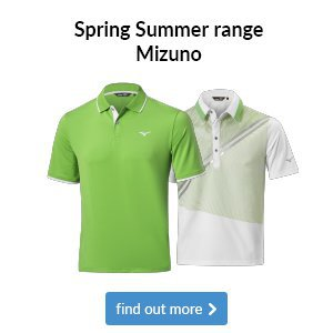 Mizuno Men's Spring Summer Collection