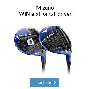 Win a Mizuno GT180 or ST 180 Driver